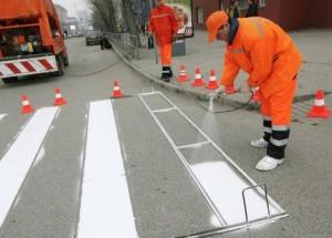 Дорожные фишки – сигнальные конусы
