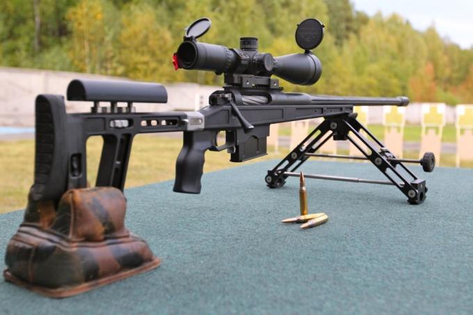 виды снайперского оружия