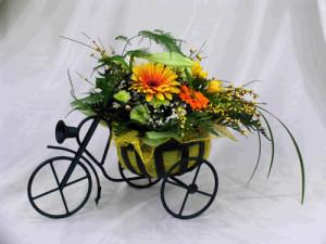 Цветы ко дню рождения не банально, а романтично