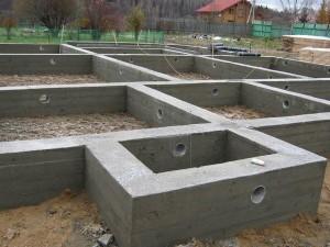 Фундамент – основа строительства домов на века