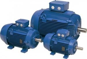 Промышленные электродвигатели в производстве