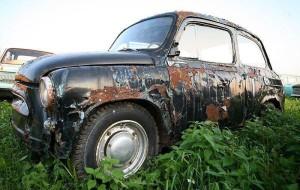 Виды коррозии автомобиля и средства для борьбы с ней