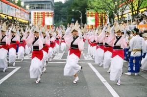Самые известные танцевальные фестивали