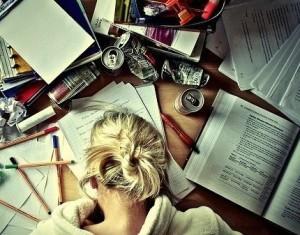"""""""Завтра экзамен"""" или вечная проблема студента"""