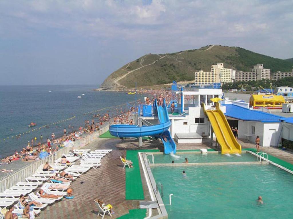 Анапа - Рейтинг российских курортов Краснодарского края