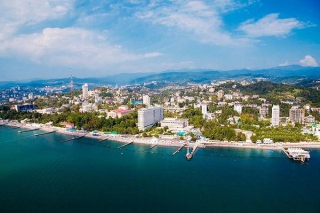 Сочи - Рейтинг российских курортов Краснодарского края