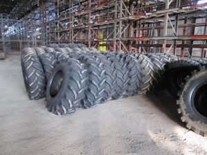 Важнейшие факторы при подборе шин для сельскохозяйственной техники