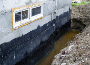 Гидроизоляция подвалов предотвращаем затопление помещения