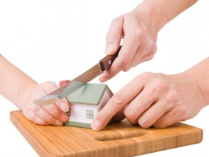 Раздел ипотечной недвижимости при разводе
