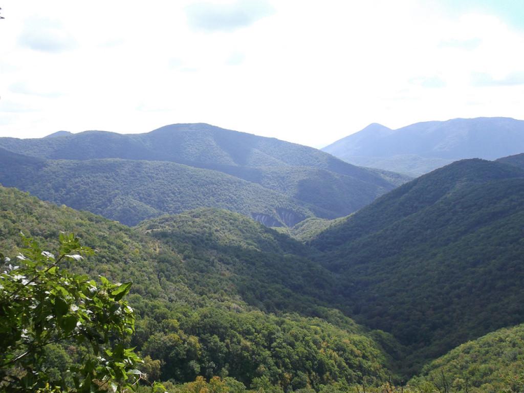 Горы - Преимущества отдыха в Геленджике