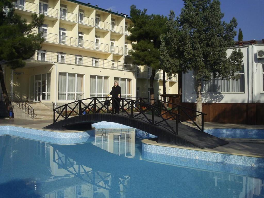 Гостиницы -  Преимущества отдыха в Геленджике
