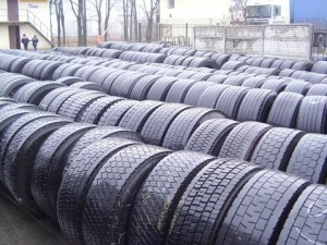 Виды шин для грузовых автомобилей