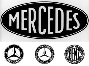 История рождения одного из самых известных логотипов - Mercedes - Benz