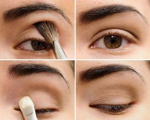Как правильно нанести макияж?