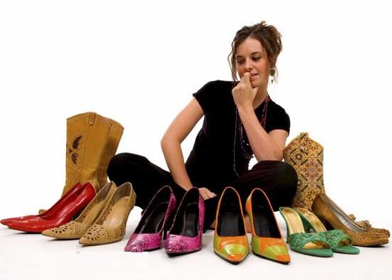 Как выбрать «свою» пару туфель