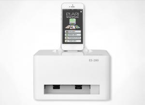 Мобильный фотопринтер Elari SmartPhoto способен распечатать фотографию прямо со смартфона