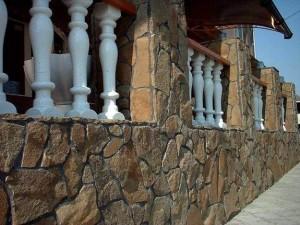 Отделка зданий и помещений натуральным камнем