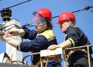 Порядок подключения к электрическим сетям