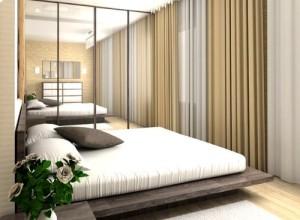 Этапы обустройства спальной комнаты