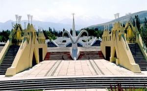 Гордый город Бишкек