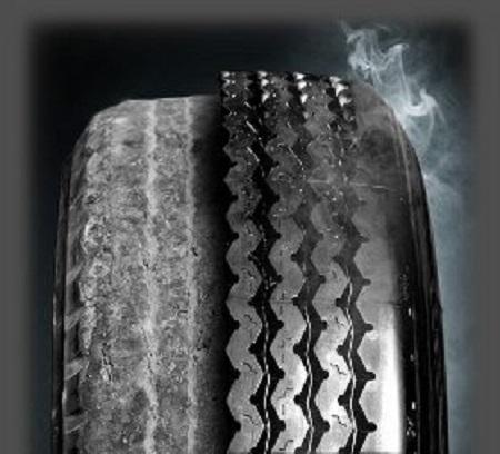Грузовые наварные шины