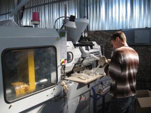 Изготовление бытовых товаров из пластмасс