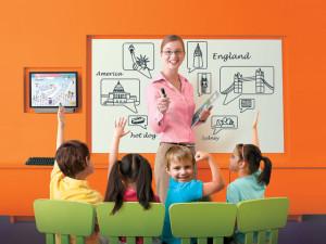 Как ребенка обучить английскому языку