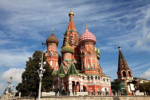 Москва – город русской истории
