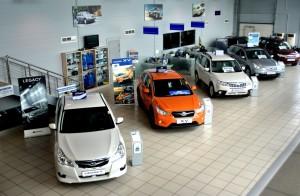 Объем продаж новых автомобилей увеличился