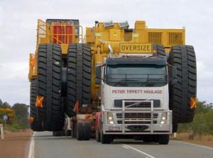 Перевозка крупногабаритных грузов – существующие правила