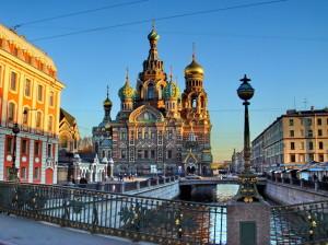 Санкт-Петербург – незабываемый город романтиков