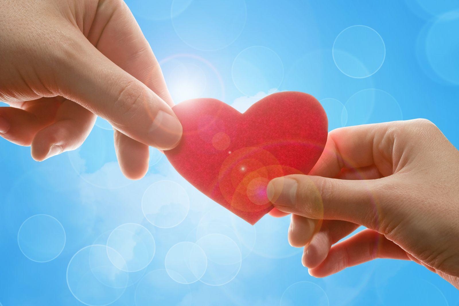 Что подарить в день влюбленных