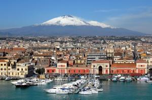 Катания - Итальянский рай для туристов