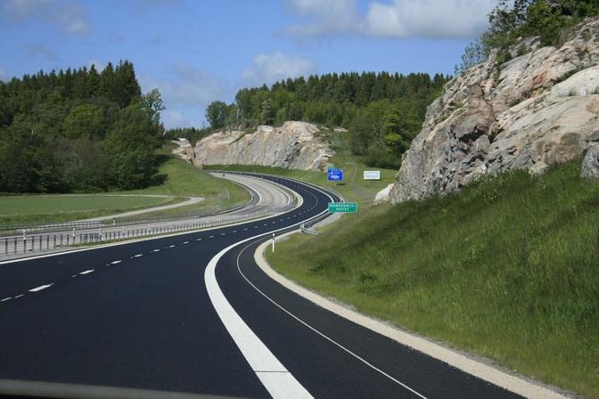 Классификация автомобильных дорог