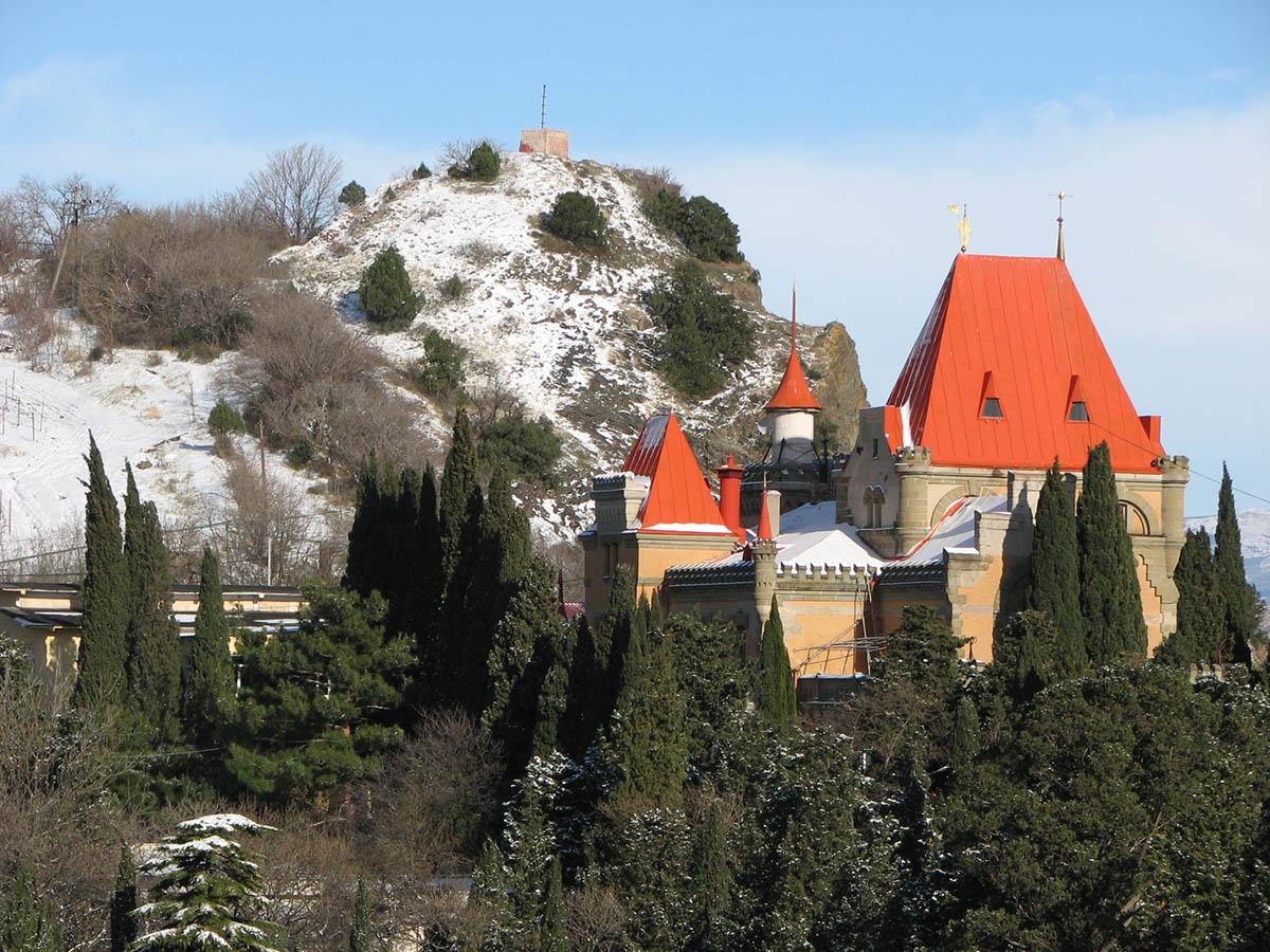 Новогодние каникулы в Крыму