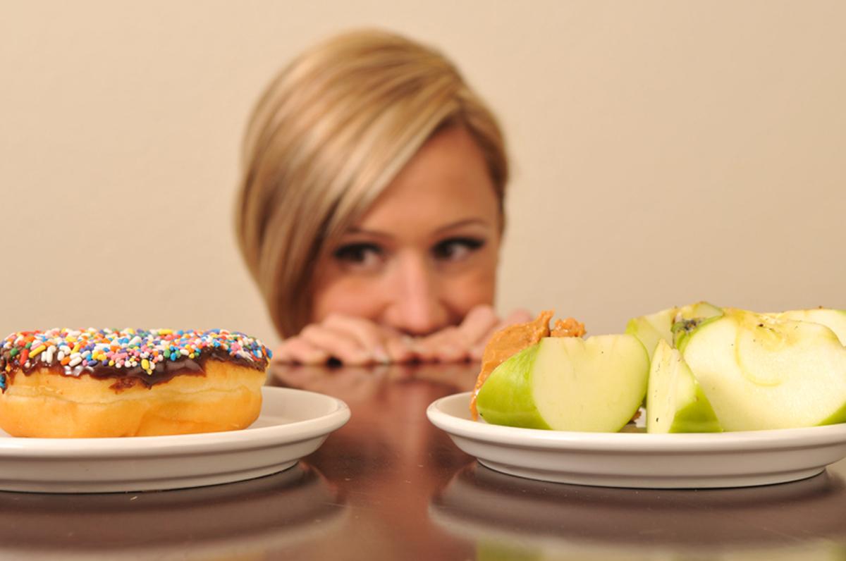 Похудеть без диет раз и навсегда