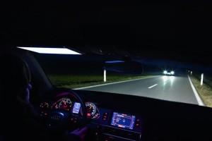 Советы водителю при движении в слабоосвещённое время суток