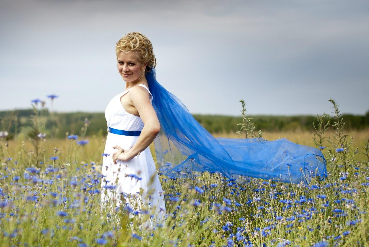 Свадебный образ в стиле минимализма