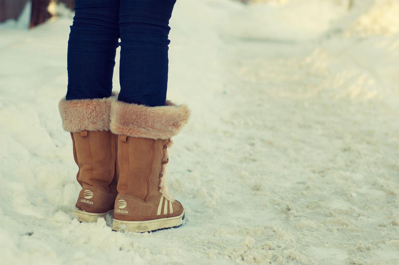 С чем носить обувь для бега