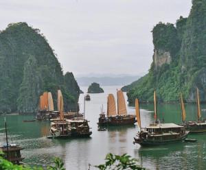 Вьетнам - страна Дракона и Феи