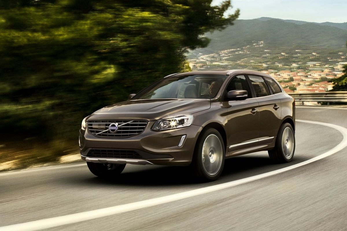 Volvo XC60: автомобиль для всех