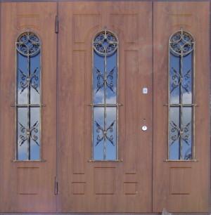 Входные металлические двери для квартиры и дома