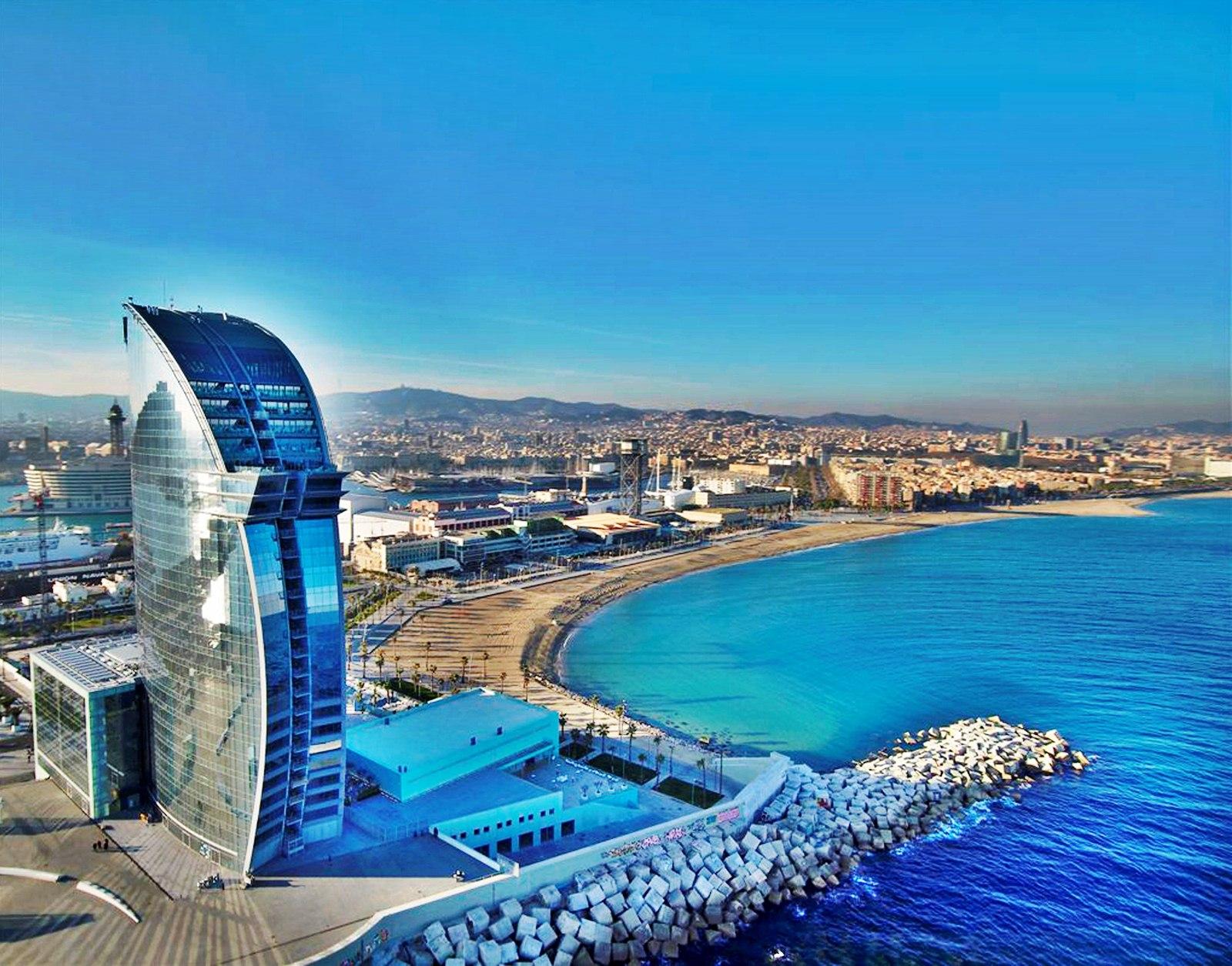 Барселона – город неувядающей красоты