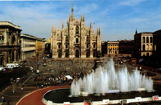 Что стоит увидеть в Милане