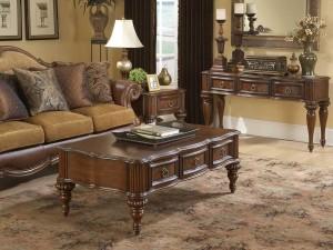 Деревянная мебель под старину