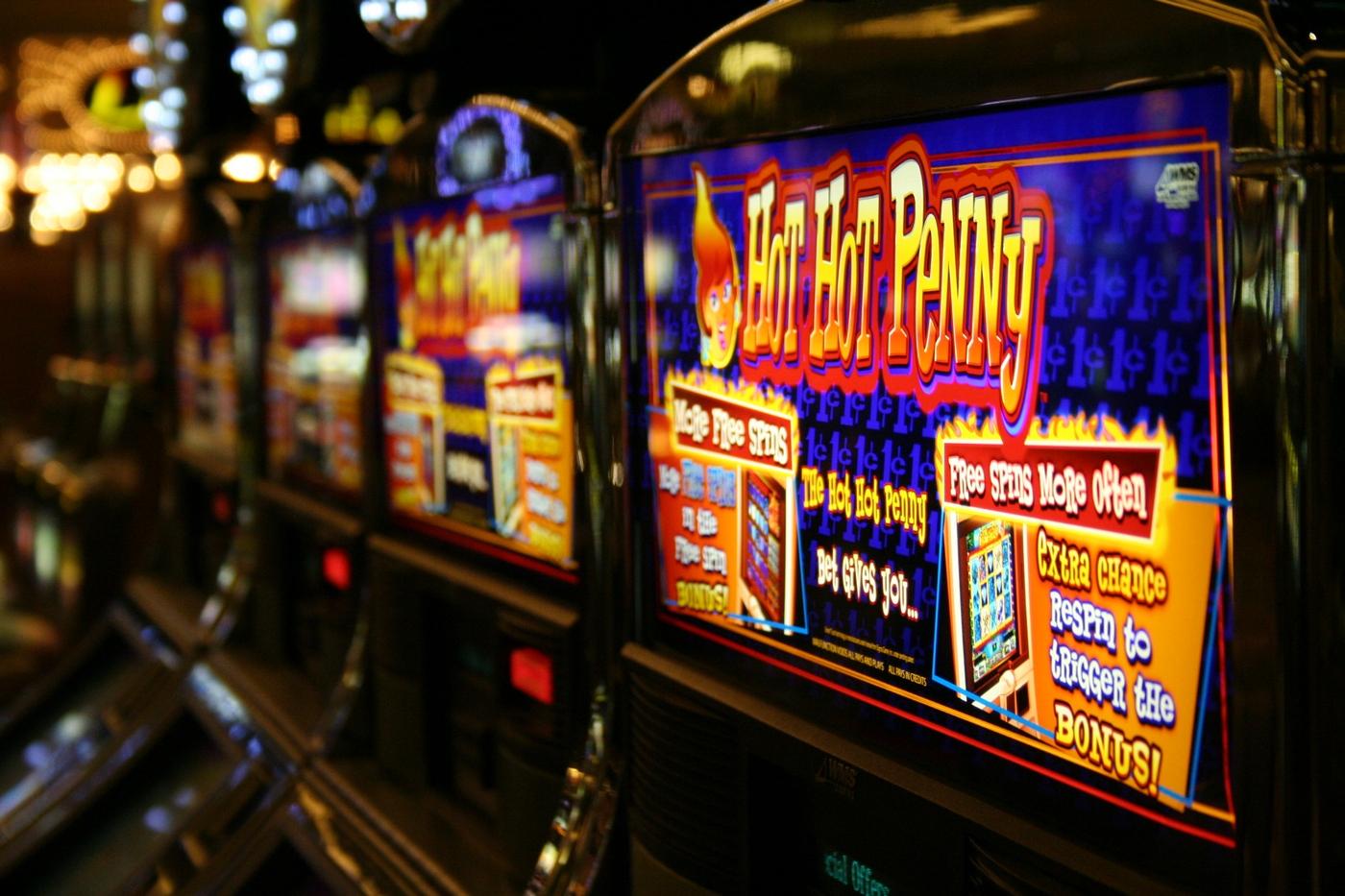 Игровые автоматы и их отличия