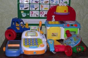 Игрушки для детей в интернет-магазине