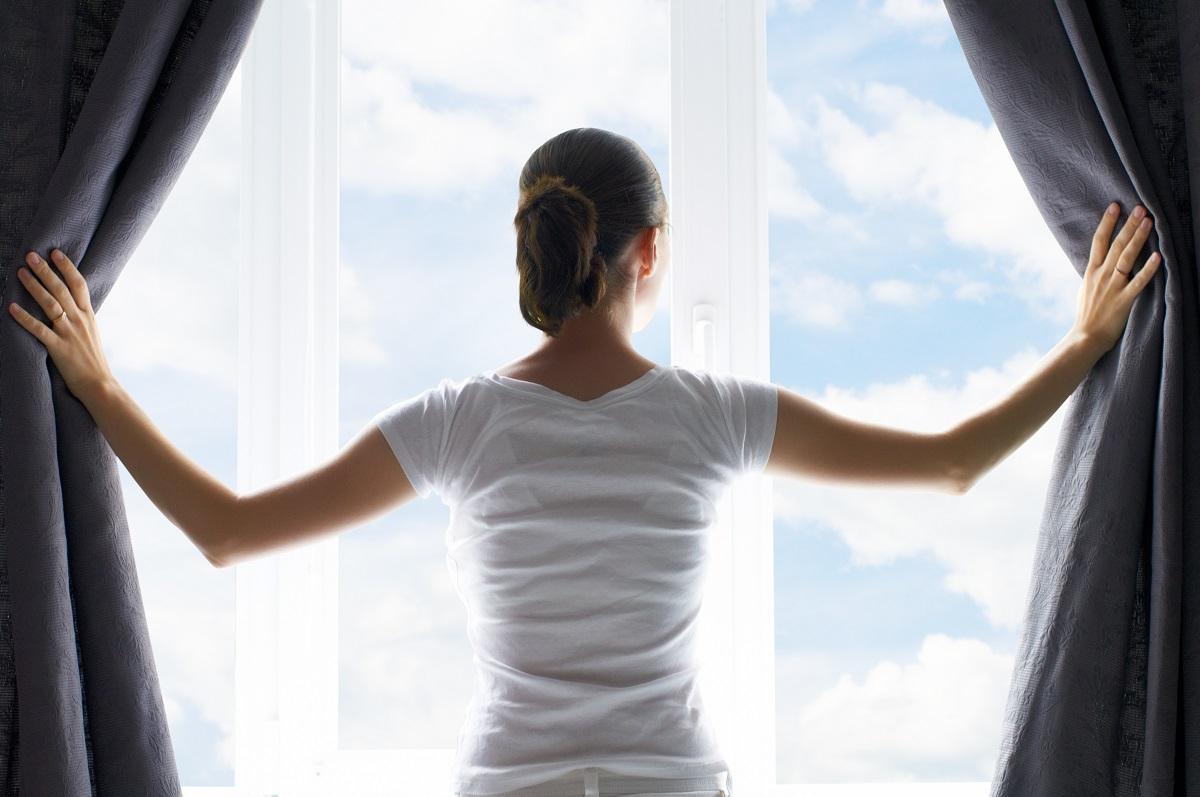 Металлопластиковые окна – как часть интерьера