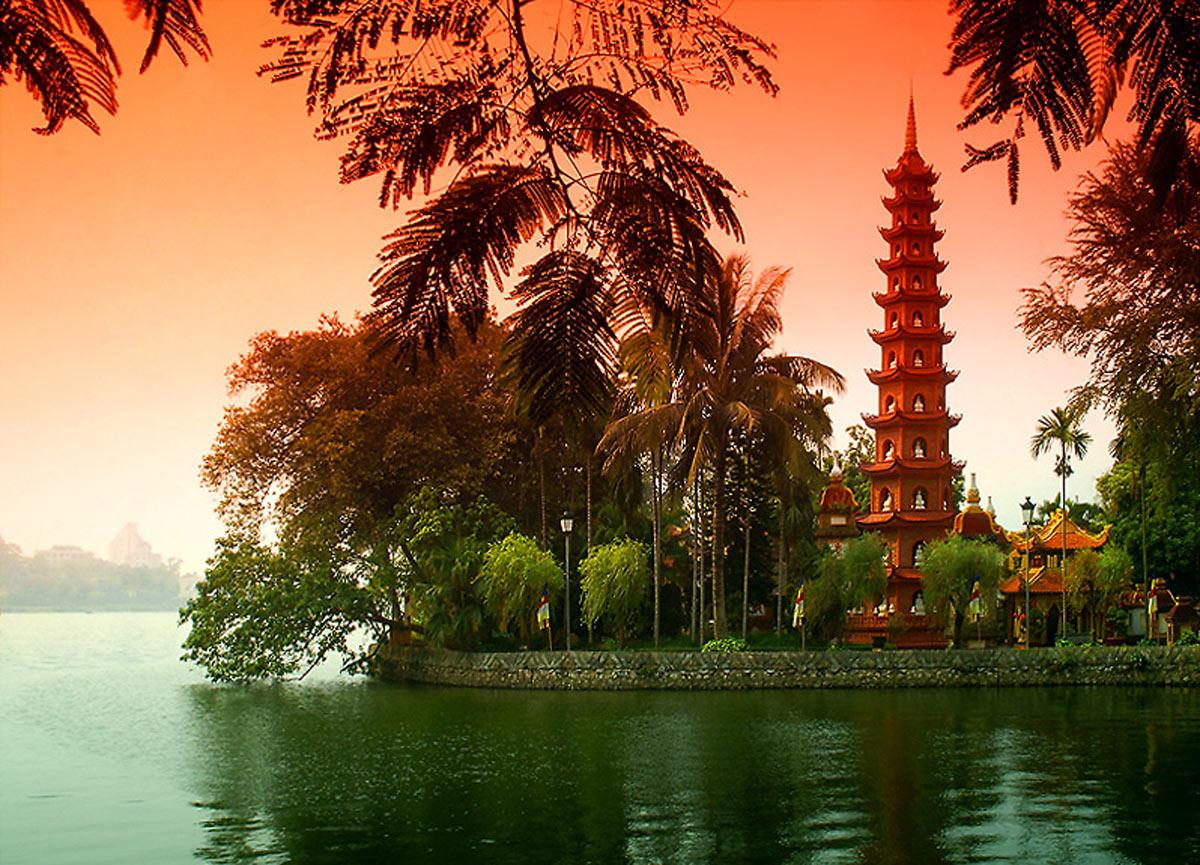 Многообразный и экзотический Вьетнам