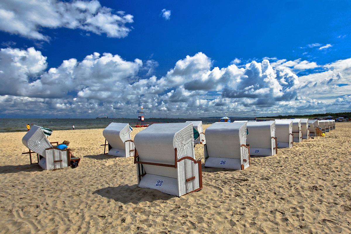 Отдых на польском побережье
